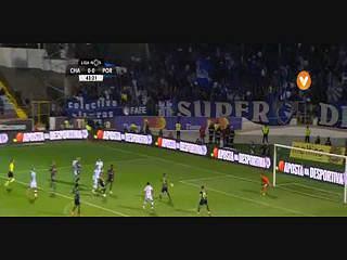 FC Porto, Jogada, Otávio, 43m