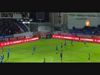 Sporting, Jogada, Schelotto, 48m