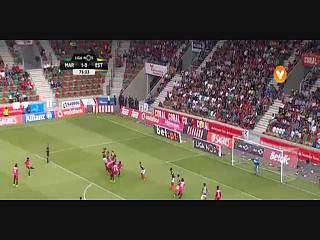 Estoril, Golo, Kléber, 76m, 1-1