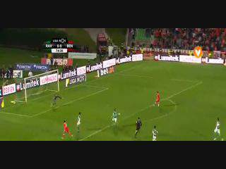 Benfica, Golo, Raúl Jiménez, 75m, 0-1