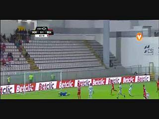 Sp. Braga, Jogada, Pedro Santos, 63m