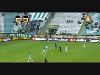 FC Porto, Jogada, Quaresma, 36m