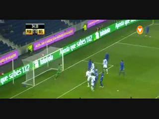 FC Porto, Jogada, Maicon, 34m