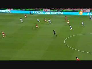 Benfica, Jogada, K. Mitroglou, 25m