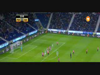 FC Porto, Jogada, Danilo, 10m