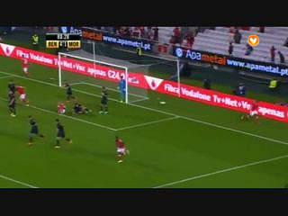 Benfica, Jogada, Derley, 89m