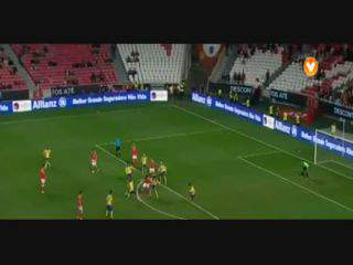 Benfica, Jogada, Salvio, 53m