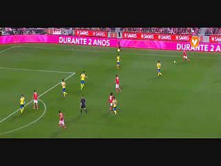 Benfica, Jogada, Pizzi, 38m