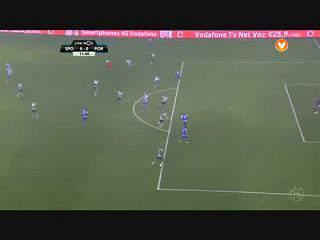 Resultado ao Intervalo – Sporting 1-0 FC Porto
