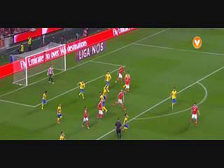Benfica, Golo, Pizzi, 3m, 1-0