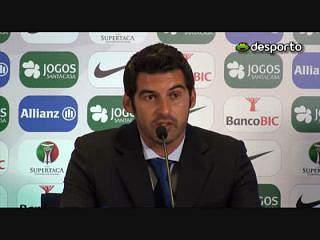 Paulo Fonseca «Tivemos momentos de brilhantismo»