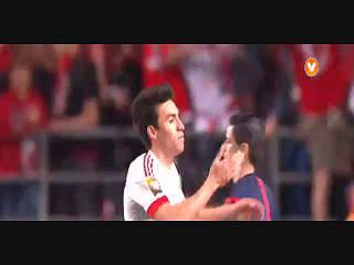 Benfica, Golo, Gaítan, 76m, 1-4