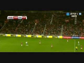 Qualificação Euro 2016: Resumo Dinamarca 0-1 Portugal