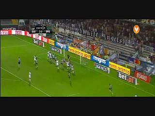 V. Guimarães, Golo, Soares, 89m, 3-3