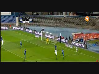FC Porto, Golo, Tonel (P.B.), 18m, 0-1