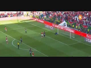Benfica, Jogada, K. Mitroglou, 46m