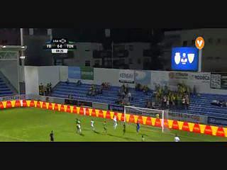 Feirense, Golo, A. Karamanos, 9m, 1-0