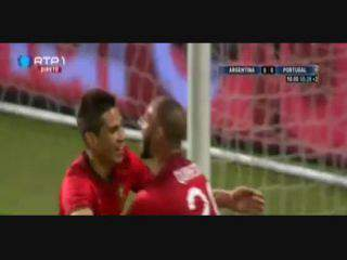 Portugal, Golo, Raphael Guerreiro, 91m, 1-0