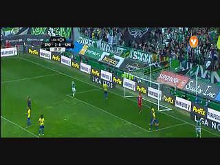 Sporting, Jogada, Téo Gutierrez, 52m