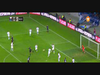 FC Porto, Jogada, Oliver Torres, 18m