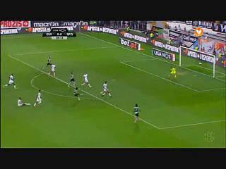 Sporting, Golo, Markovic, 29m , 0-1