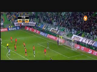 Sporting, Jogada, Matheus Pereira, 78m