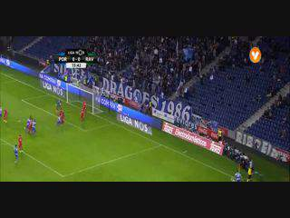 FC Porto, Jogada, Marcano, 16m