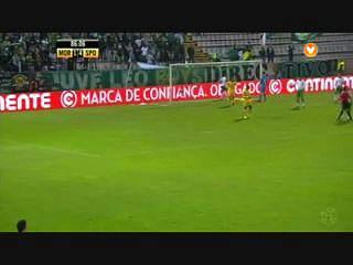 Sporting, Caso, Montero, 87m