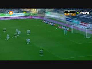 Liga (7ª J): V. Guimarães 0-1 Sporting