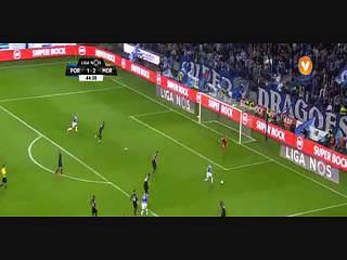 FC Porto, Jogada, André André, 45m