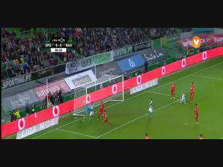 Sporting, Jogada, Slimani, 86m