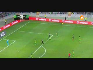 Sporting, Jogada, Montero, 78m