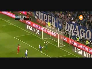 FC Porto, Golo, Aboubakar, 82m, 1-0