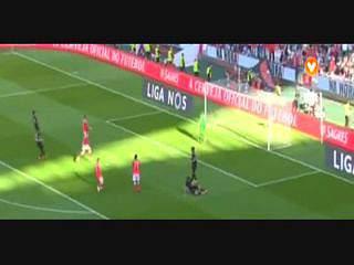 Benfica, Jogada, Jonas, 56m