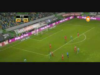 Sporting, Golo, Slimani , 8m, 2-0