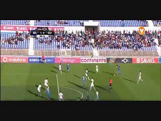 Resultado ao Intervalo – Belenenses 2-2 V. Guimarães