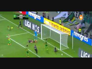 Resultado ao Intervalo – Tondela 0-1 Sporting
