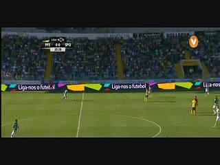 Liga (2ªJ): Resumo P. Ferreira 0-1 Sporting