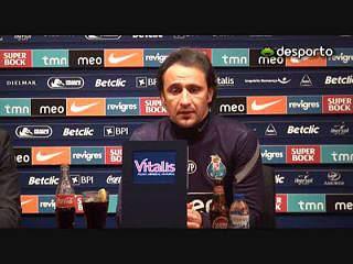 V. Pereira«Espero continuar para além do contrato»