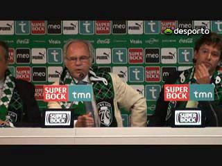 Godinho Lopes «Temos fome de bom futebol»