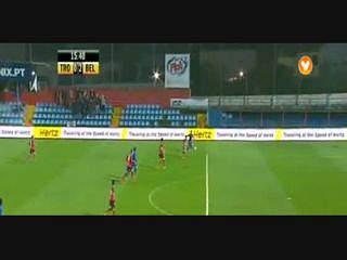 Taça de Portugal (4ª Eliminatória): Resumo Trofense 0-5 Belenenses