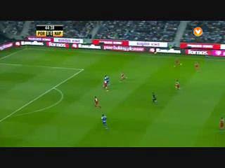 FC Porto, Jogada, Aboubakar, 45m