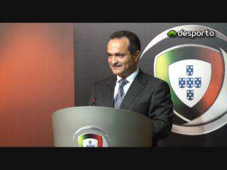 Laranjo fala sobre os direitos de televisivos