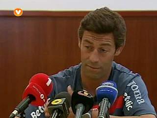 """Pedro Caixinha: """"Não temos receio de perder"""""""