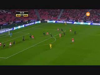 Benfica, Jogada, Salvio, 34m