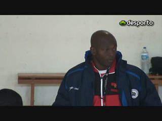 Filipe Cruz fala da seleção de angola
