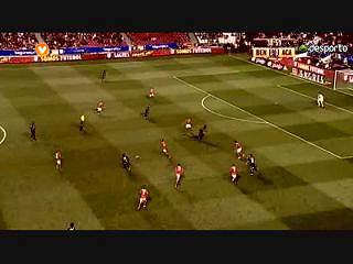 Especial Golos Sofridos do Benfica na Liga