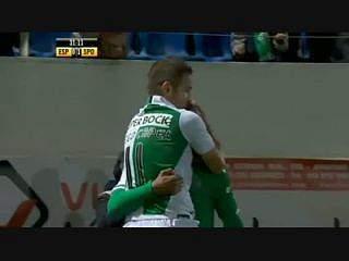 Sporting, Golo, João Mário, 31m, 0-1