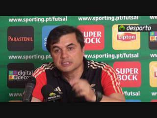 Paulo Fernandes «Este playoff não acaba amanhã»