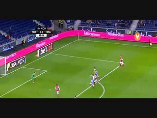 FC Porto, Jogada, Oliver, 27m